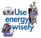 Use Energy Wisely Pic